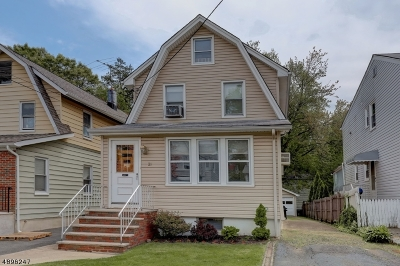 Passaic City Single Family Home For Sale: 21 John St
