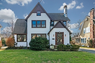 Westfield Town Single Family Home For Sale: 920 Boulevard