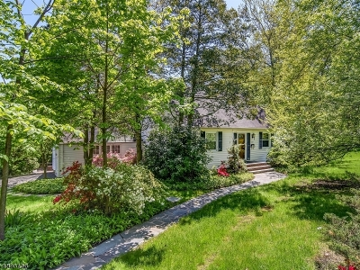 Glen Rock Boro Single Family Home For Sale: 431 Lincoln Ave