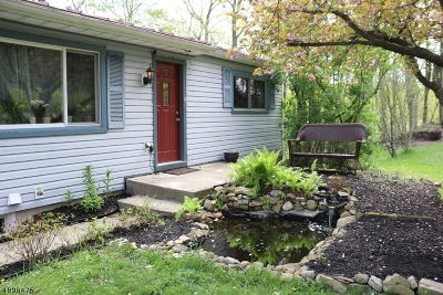 Vernon Twp. Single Family Home For Sale: 9 Highland Lakes Rd