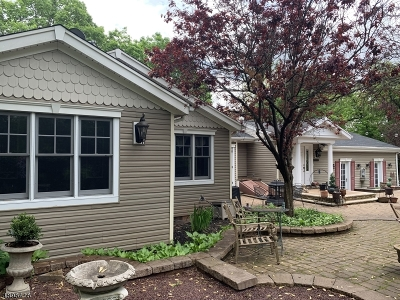 Readington Twp. Single Family Home For Sale: 527 Route 523