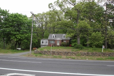 Mountain Lakes Boro Single Family Home For Sale: 361 Bloomfield Ave