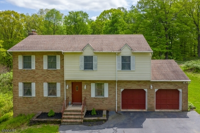 Union Twp. Single Family Home For Sale: 583 County Route 579