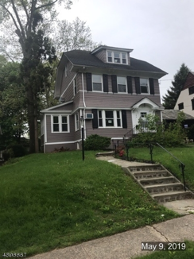 Maplewood Twp. Single Family Home For Sale: 146 Oakview Ave