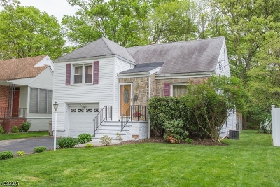 Springfield Twp. Single Family Home For Sale: 129 S Maple Ave
