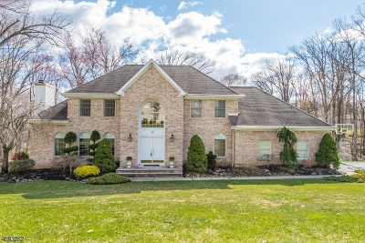 Montville Twp. Single Family Home For Sale: 22 Woodshire Ter