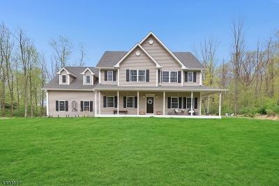 Glen Gardner Boro, Hampton Boro, Lebanon Twp. Single Family Home For Sale: 10 Dewey Lane