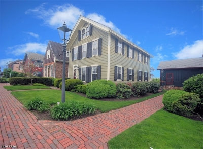 New Providence Condo/Townhouse For Sale: 19 Murray Hill Sq