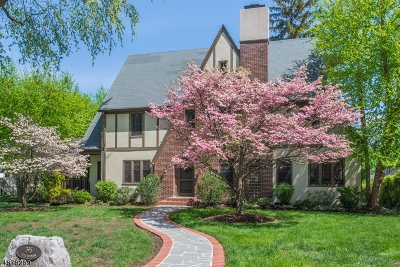Montclair Twp. Single Family Home For Sale: 395 Upper Mountain Ave