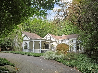 Oakland Boro Single Family Home For Sale: 146 Long Hill Rd