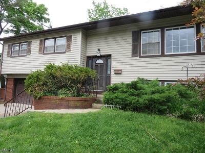 Edison Twp. Single Family Home For Sale: 36 Wilk Rd