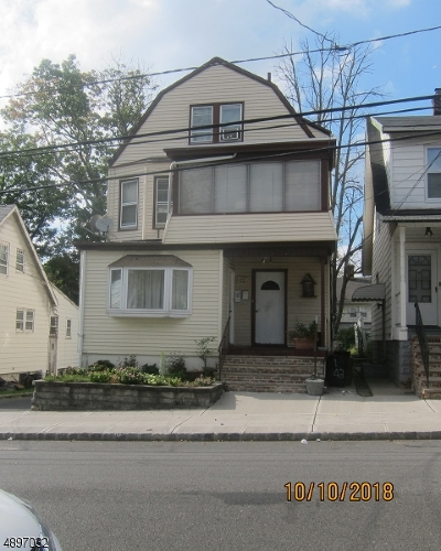 West Orange Twp. Multi Family Home For Sale: 143 Watson Ave