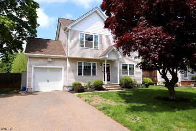 Branchburg Twp. Single Family Home For Sale: 16 Fremont St