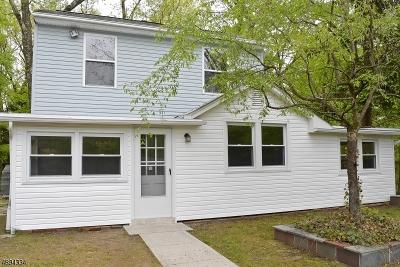 Rockaway Twp. Single Family Home For Sale: 26 Troll Ln