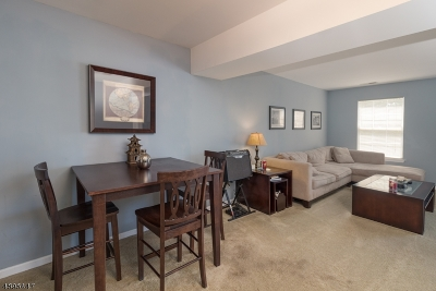 Cedar Knolls Condo/Townhouse For Sale: 168 Vista Dr