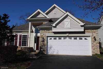 Raritan Twp. Single Family Home For Sale: 18 Moore Dr