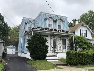 Passaic City Multi Family Home For Sale: 71 Lincoln St
