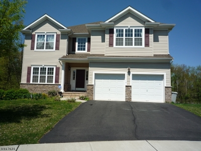 Franklin Twp. Single Family Home For Sale: 18 Canvass Ct