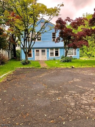 Summit Multi Family Home For Sale: 740 Springfield Ave