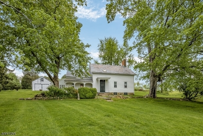 Tewksbury Twp. Single Family Home For Sale: 26 Still Hollow Rd