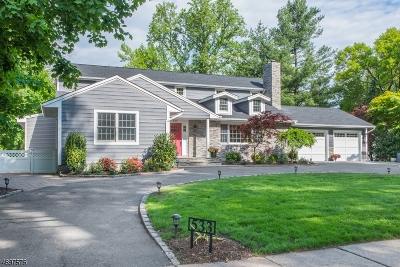Montclair Twp. Single Family Home For Sale: 533 Grove St