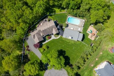 Bernards Twp. Single Family Home For Sale: 128 S Stone Hedge Dr