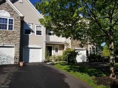 Bernards Twp. Condo/Townhouse For Sale: 62 Battalion Dr.,