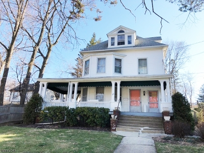 Dover Town Single Family Home For Sale: 140 S Morris St A B