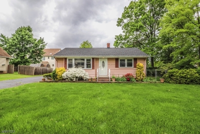 Bridgewater Twp. Single Family Home For Sale: 223 Woodside Ln