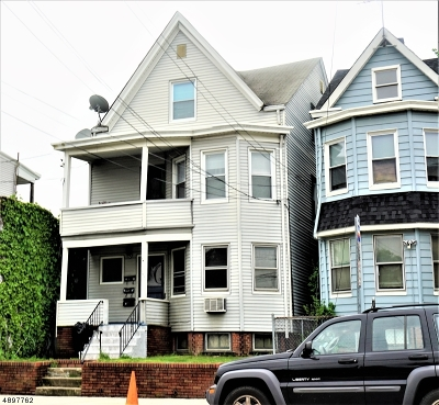 Haledon Boro Multi Family Home For Sale: 363 Belmont Ave