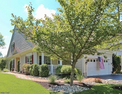Franklin Twp. Single Family Home For Sale: 654 Viscaya Ct