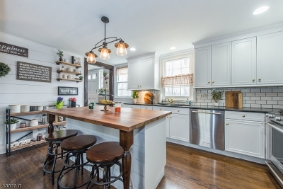 Morristown Town, Morris Twp. Single Family Home For Sale: 16 Armstrong Rd
