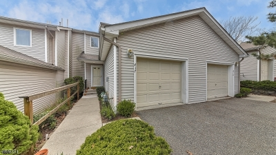 Haledon Boro Condo/Townhouse For Sale: 417 Heights Dr #903