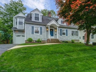 Livingston Single Family Home For Sale: 21 Wilson Ter