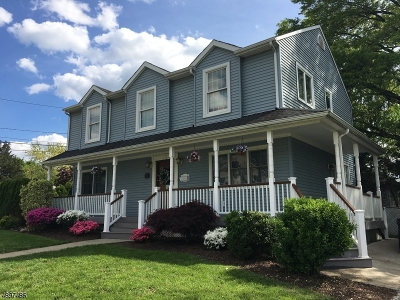 Clifton City Single Family Home For Sale: 25 Conklin Dr