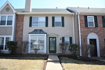Bridgewater Twp. Condo/Townhouse For Sale: 1504 Doolittle Dr
