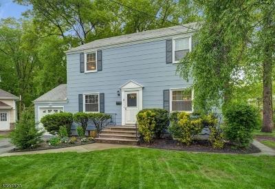 Livingston Single Family Home For Sale: 3 Wellington Rd