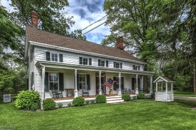 Harding Twp. NJ Single Family Home For Sale: $789,000