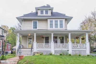 Glen Ridge Boro Twp. Single Family Home For Sale: 30 Hillside Ave