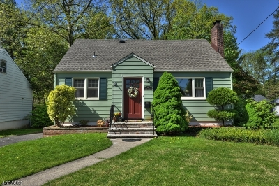 Springfield Twp. Single Family Home For Sale: 39 Brook St