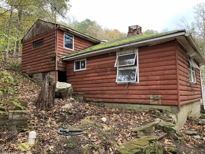 Hardyston Twp. Single Family Home For Sale: 19 W Shore Trl