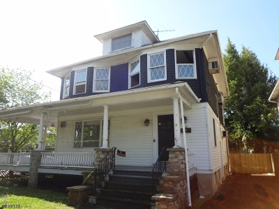 Somerville Boro Single Family Home For Sale: 83 Somerset St
