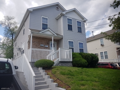 Paterson City Multi Family Home For Sale: 71-73 N 5th St