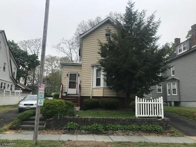 Single Family Home For Sale: 29 Westcott St