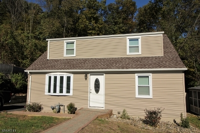 Rockaway Twp. Single Family Home For Sale: 66 Stephen Pl