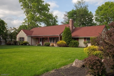 Franklin Twp. Single Family Home For Sale: 15 Heather Dr