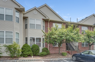 East Hanover Twp. NJ Condo/Townhouse For Sale: $362,000
