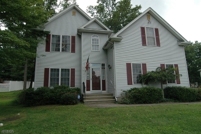 Byram Twp. Single Family Home For Sale: 13 Sandra Ln