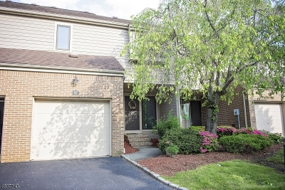 Montville Twp. Condo/Townhouse For Sale: 23 Gabriel Dr