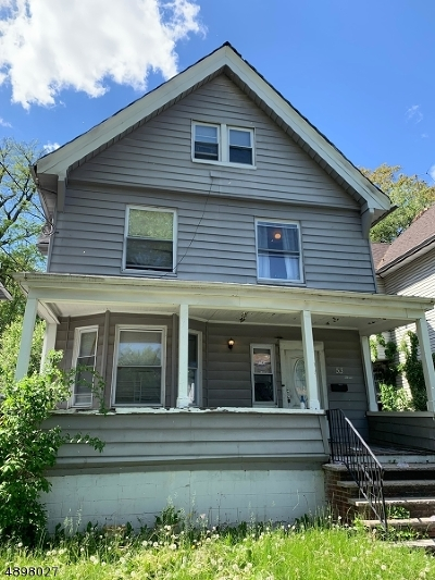 Single Family Home For Sale: 51-53 W End Ave